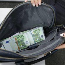 Vagių grobis Vilniuje – mobilieji telefonai, Kaune – tūkstančiai eurų