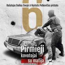 Pristatomas D. Dargio filmas apie šalies kriminalistikos istoriją