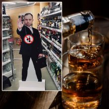 Naujas prekybos alkoholiu draudimo siūlymas nustebino net  A. Verygą