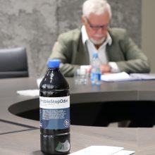 Du merai tvirtina: Kauno MBA smarvę gali įveikti tvarka ir mokslo naujovės