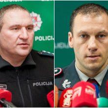 L. Pernavas: niekas nekvestionuoja Kauno policijos viršininko atliktų gerų darbų