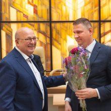 Patvirtinta Kauno savivaldybės administracijos vadovų komanda