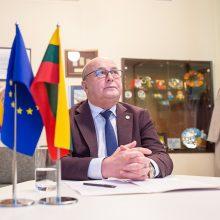 Europos regionų lyderių diskusijoje apie Naująjį europinį Bauhauzą – gerosios Kauno patirtys