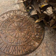 Laisvės alėjoje iškils skulptūra Ch. Sugiharos atminimui įamžinti