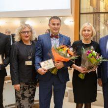 Trims geriausiems Kauno mokytojams – solidžios premijos