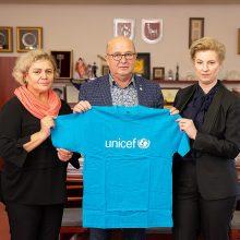 Kaunas– vaikams draugiškas miestas: pasirašytas UNICEF memorandumas
