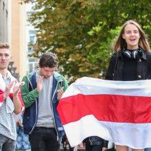 Lietuvos aukštosios mokyklos sulaukė mažiau studentų iš Baltarusijos
