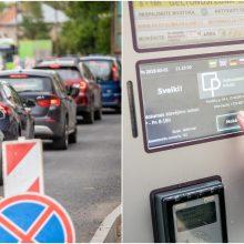 P. Keras: savivaldybė tikrai nespręs naujai statomų rajonų parkavimo problemų