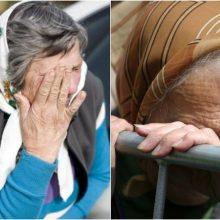 Vilniuje nuo sukčių nukentėjo dvi garbaus amžiaus moterys