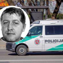 Ieško policija: Joninių naktį dingo pusamžis vilnietis