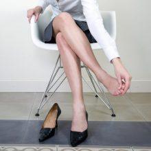 Sveikatos būklę parodo ir kojos: stebėkite išvaizdos pokyčius