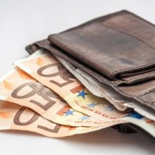 Vagystė Vilniuje: vyras pasigedo kišenėje buvusių 15 tūkst. eurų