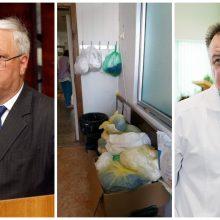 Po skandalo Kaune – Klaipėdos ir Panevėžio ligoninių reakcija: pas mus taip nėra