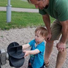 Tėvai apie sūnų su Dauno sindromo sutrikimu: tokie vaikai slepiasi, nes nori gyventi