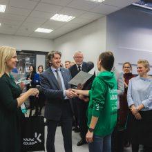 Darbdaviai: Kauno kolegijos dėka galime atsirinkti geriausius specialistus