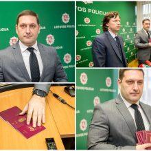 Smūgis dokumentų klastotojų grupuotei: už padirbtą pasą prašė iki 1 tūkst. eurų