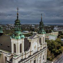 Lietuvos politikai Lenkijoje minėjo Liublino unijos 450-ąsias metines