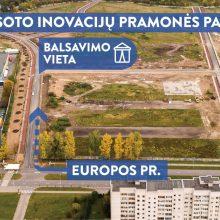 Saviizoliacijoje esantiems rinkėjams – speciali balsavimo vieta Kaune
