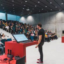 Kviečia į kasmetinį seminarų ciklą aktyviam ir ambicingam jaunimui