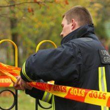 Neutralizuojant sprogmenį Vilniuje trumpam bus uždaryta gatvė, evakuoti gyventojai