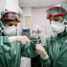 Po mirties Klaipėdos ligoninėje: koronavirusas nustatytas dar keliems pacientams
