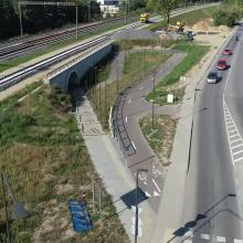 Kaune – dar viena saugi požeminė geležinkelio kirtimo vieta