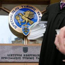 STT: du advokatai įtariami darę įtaką Kauno teisėjams ir prokurorams