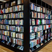 Vyresniems nei 70-ies kauniečiams – bibliotekos knygos tiesiai į namus