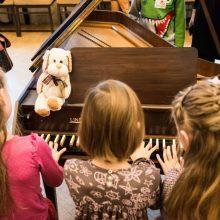 """Kauno filharmonija mažiausius klausytojus kviečia į """"Vaikų muzikos dieną"""""""