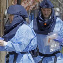 JAV koronavirusas per parą pareikalavo daugiau nei 1500 gyvybių