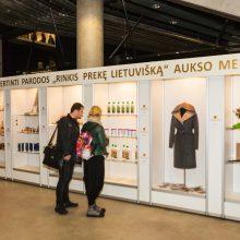 """""""Žalgirio"""" arenoje – lietuviškų gaminių naujovės"""