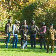 Kauno Nemuno saloje vyko pilietiškumo žaidynės