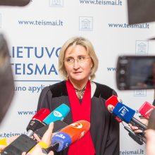 Kauno prokuratūra skųs E. Kručinskienės išteisinimą