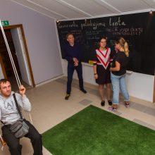 Vilijampolėje – atviras jaunimo centras