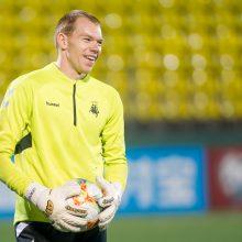 Futbolininkas V. Černiauskas: mūsų rinktinei labiausiai trūksta pasitikėjimo