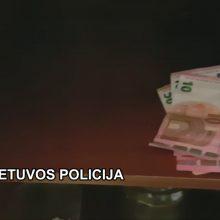 Klaipėdos policija ėmėsi narkotikų vartotojų ir prekeivių