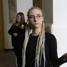 Klaipėdos universitete paminėta Tarptautinė teatro diena