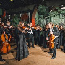 Ketvirtosios Klaipėdos kamerinio orkestro gastrolės Šveicarijoje
