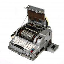 Kodas: specialia mašinėle karinė žvalgyba šifruodavo slaptus pranešimus.
