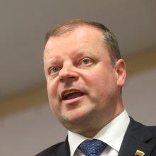 Premjeras ir ministras susitiko su Lietuvos ambasadoriais