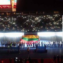 Oficialu: Lietuvoje – pasaulio salės futbolo čempionatas