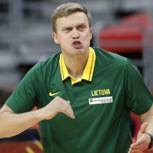 D. Adomaičiui – bauda iš FIBA