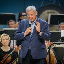V. Grubliauskas: festivalis reikšmingas ne tik Klaipėdai, bet ir pasauliui