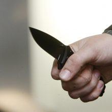 Klaipėdoje – kruvinas nusikaltimas: jauną vyrą sužalojo peiliu <span style=color:red;>(atnaujinta)</span>