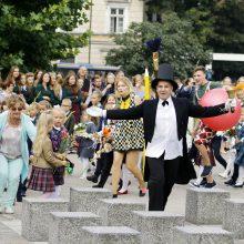 Klaipėdos mokyklose – ryškus mokinių pagausėjimas