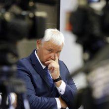 V. Grubliauskas traukiasi iš Liberalų sąjūdžio, į rinkimus Klaipėdoje eis su komitetu