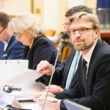 L. Kukuraitis: priedas prie pensijos dar niekam nepakenkė