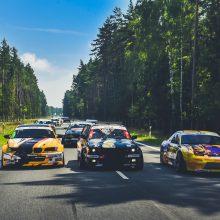 1006 km lenktynėse – kempingas, žiūrovų varžybos ir kiti unikalūs renginiai