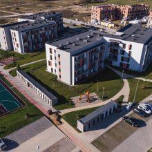 """Naujai formuojamas kvartalas """"Saulės butai"""" kviečia į atvirų durų dieną"""