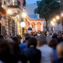 """Norintiems pažinti meną ir kultūrą – specialus """"Kultūros nakties"""" maršrutas"""